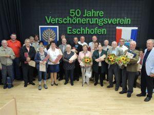 Dorffest zum 50jährigen Jubiläum